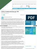 Www Lanacion Com Ar 1467885 Carta a Cristina Kirchner Por Ypf Estenssoro