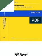 1993 TI MOS Memory Data Book