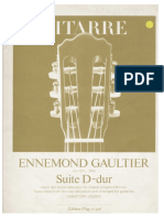 GAULTIER Ennemond - Suite D dur (guitar - chitarra).pdf