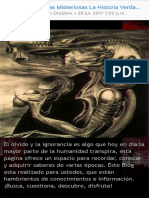 Infinitas Palabras Misteriosas La Historia Verdadera Del Ropavejero u Hombre Del Costal