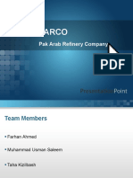 25390804 PARCO Marketing Plan