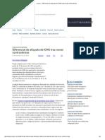 Diferencial de Alíquota de ICMS Traz Novas Controvérsias