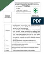 8.2.2 Ep 5 Sop Menjaga Tidak Terjadinya Pemberian Obat Kadarluarsa Pelaksanaan FIFO Dan FEFO (BP)