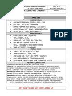 Briefing Guideline