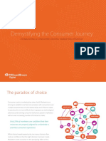 Demystifying the Consumer Journey