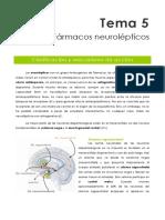 Tema 5 Fármacos neurolépticos2