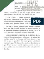 Frases de las Hurdes por Juan José Velo Nieto. Revista de Estudios Extremeños  1-4/1956