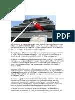 Últimos Acuerdos Con El CEN-SUPEP de Patria Roja