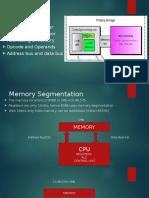 Intel 8086 Architecture