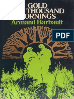 Armand Barbault Gold of a Thousand Mornings