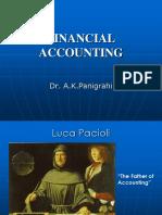 Basics of Financial Accounting - 1