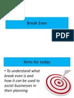 Lesson 3 Break even NEW.pptx