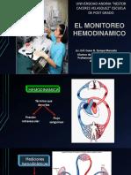 Monitorizacion Hemodinamica