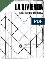 La Vivienda - Xavier Fonseca - ARQ LIBROS.pdf
