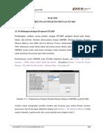 Bab 13. Perhitungan Praktis Dengan Etabs