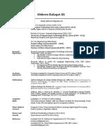 resume phd 0 2