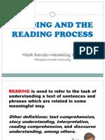 1 Reading Process