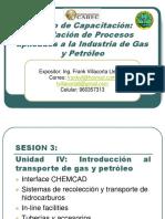 3. Curso Simul. Proc. Gas y Petroleo