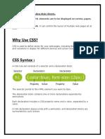 7.HTML CSS