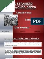 Stranieri Nella Grecia Classica