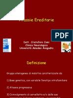 ATASSIE EREDITARIE 7