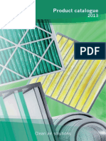 Camfil Product Catalogue