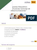 Presentación Programa Educativo Televes SkillsAlliance Junio 2014