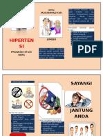 8 Leaflet Hipertensi