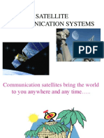 Satellite Communication Basics