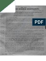 TRB Question Paper CSE 2016