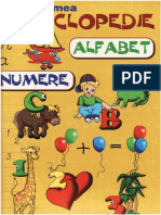 Prima Mea Enciclopedie - Alfabet Si Numere 5-7 Ani