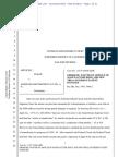 Apple Inc. v. Samsung - Order re Waiver