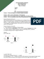 Answering Question Techniques Physics SPM 4531-2