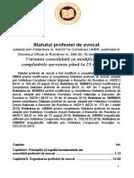 Extras Statut Consolidat Actualizat La 26-MAI-2017 260517