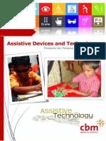 CBM-MSJE directory of assistive devices
