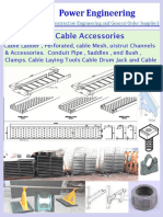 Cable Tray Conduit And Saddles +923224852220