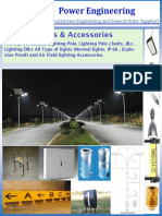 Lighting Pole And Accessories +923224852220