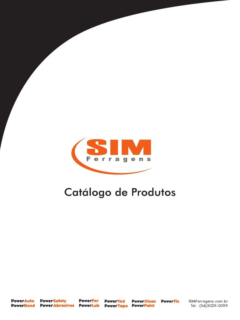 e91f3e648fd Catalogo de Produtos Sim Ferragens Atualizacao 022