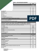 Lista Detaliata a Serviciilor Medicale_Pachet Esential 2017 REINOITA