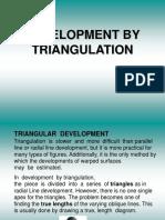Development by Triangulation