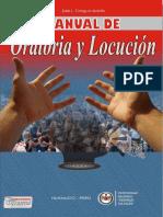 Manual de Oratoria y Locución