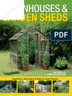 Greenhouses & Garden Sheds Inspiration, Information & Step-by-Step Projects.epub