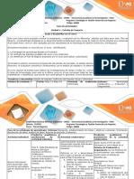 Guia de Actividades y Rúbrica de Evaluación Fase 5 - Construir Del Estudio de Impacto