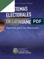 Sistemas Electorales en Latinoamérica.libro Universidad de La Plata