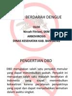 Ppt DBD Tifoid