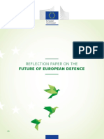 Reflection Paper Defence En