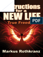 Instructions for a New Life - True Freedom V1