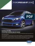 Fmx Focusst2016 Catalogo Descargable