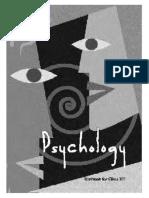 NCERT Class 12 Psychology