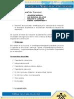 Evidencia 9 Programa de Salud Ocupacional